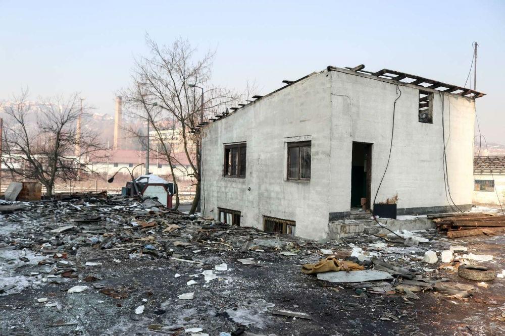 U narednih deset dana biće završeno rušenje objekata u krugu depoa 'Gras'-a