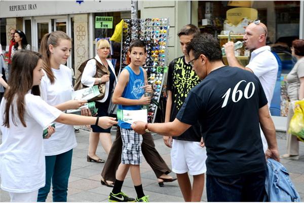 Tilea donijela 'izvor mladosti' u grad Sarajevo