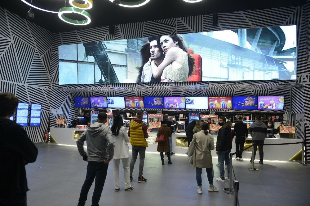 Otvoren Cinestar Sarajevo u Bingo City centru