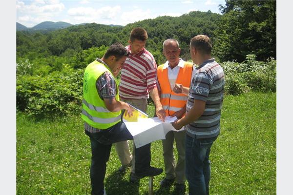 Počinje izgradnja stadiona za nogomet Dubrave