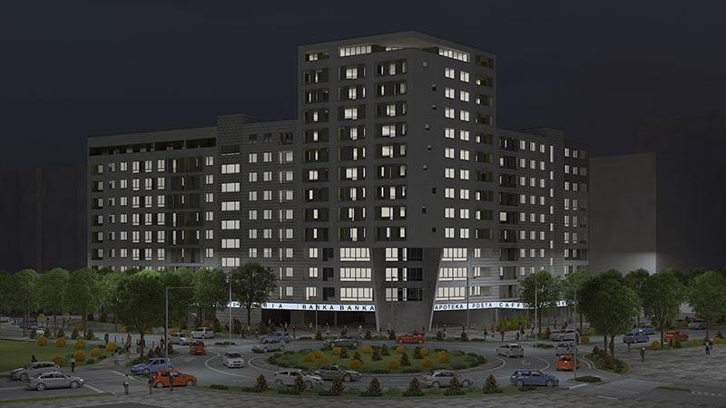 Na tuzlanskim Stupinama počinje gradnja novog stambeno-poslovnog kompleksa