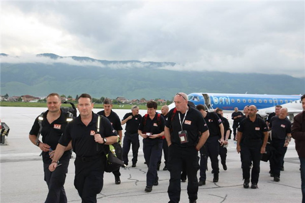 U BiH stigao specijalni britanski tim za slučajeve poplava