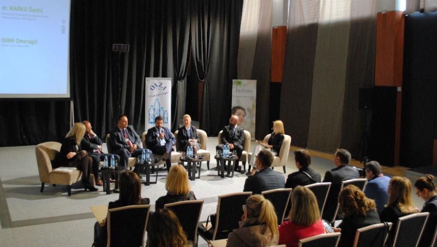 Priča struke i biznisa: U Sarajevu otvorena konferencija Hotel 21