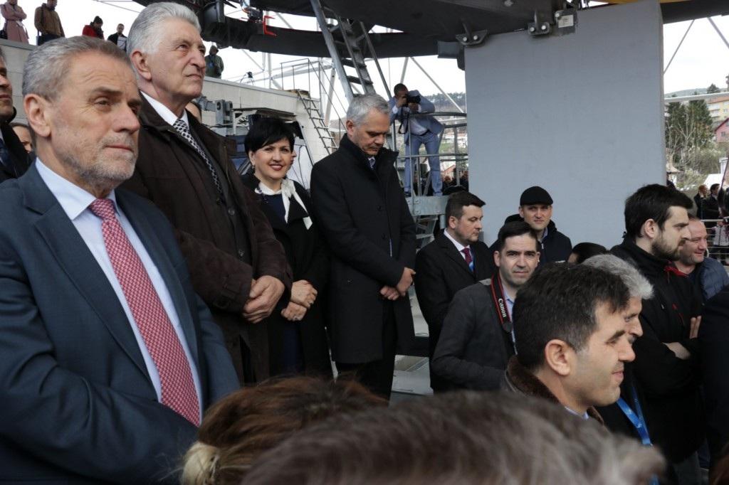 Svečano puštena u rad obnovljena Trebevićka žičara