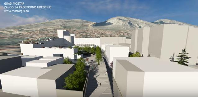 Nekadašnja robna kuća Razvitak u Mostaru mogla bi dobiti novi izgled i funkciju