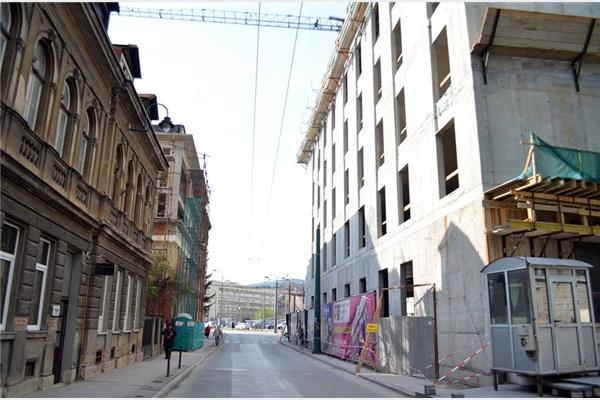 U Sarajevu 'niče' beton, a zelene površine nestaju