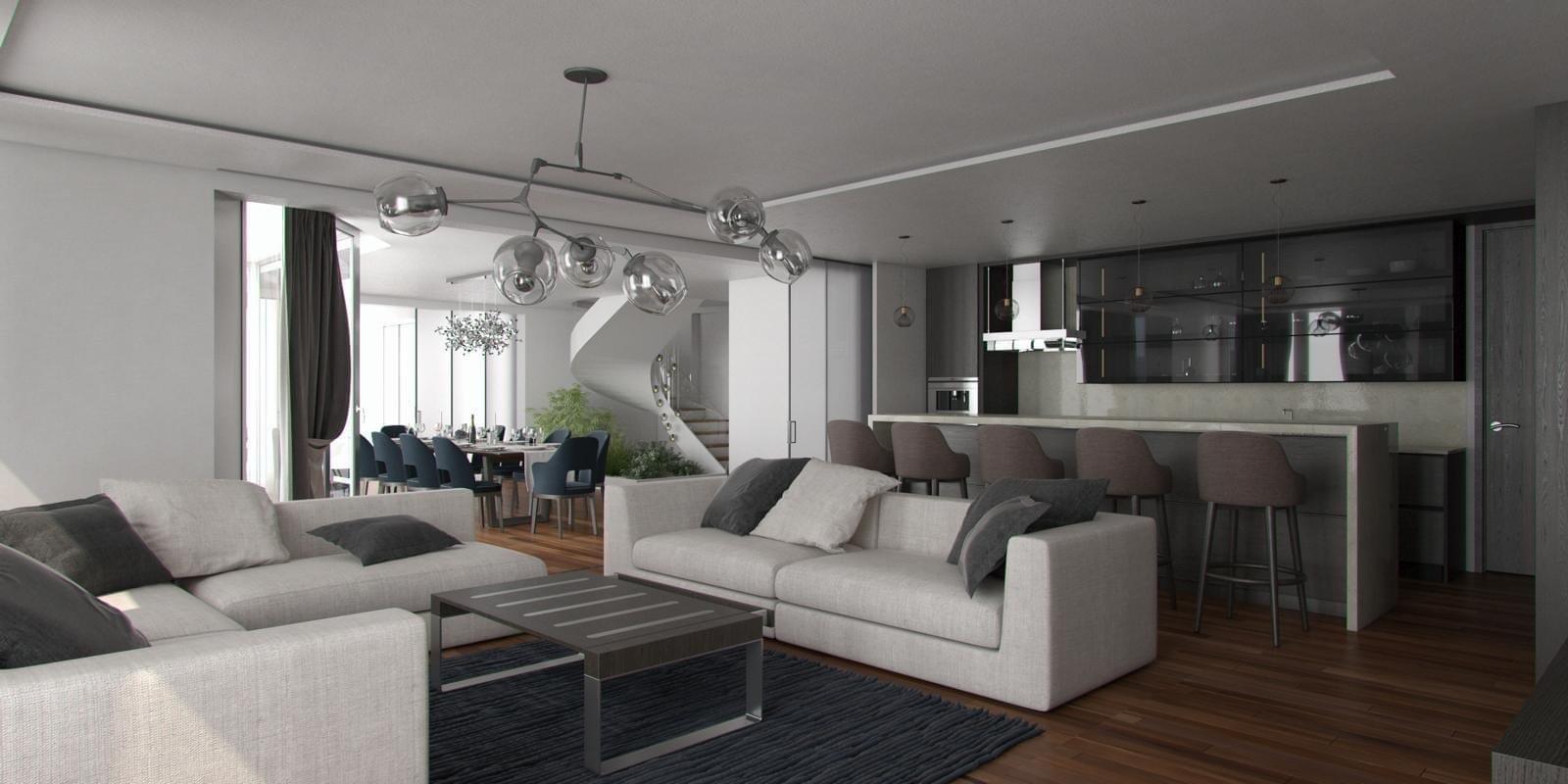 Bh. kompanija oprema penthouse od 2 miliona KM u Sarajevo Toweru