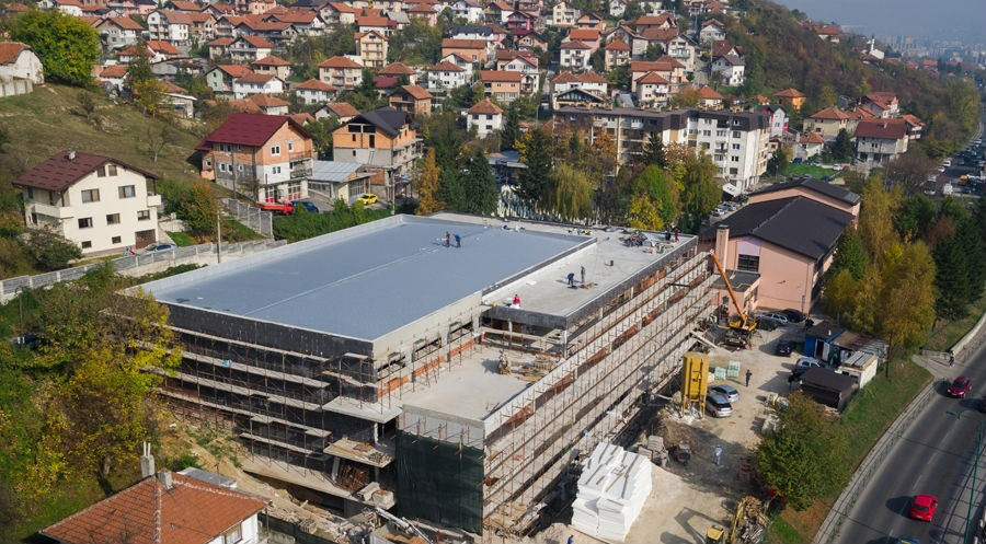 Uz sportsku dvoranu, Boljakov Potok će dobiti i obdanište (Foto)