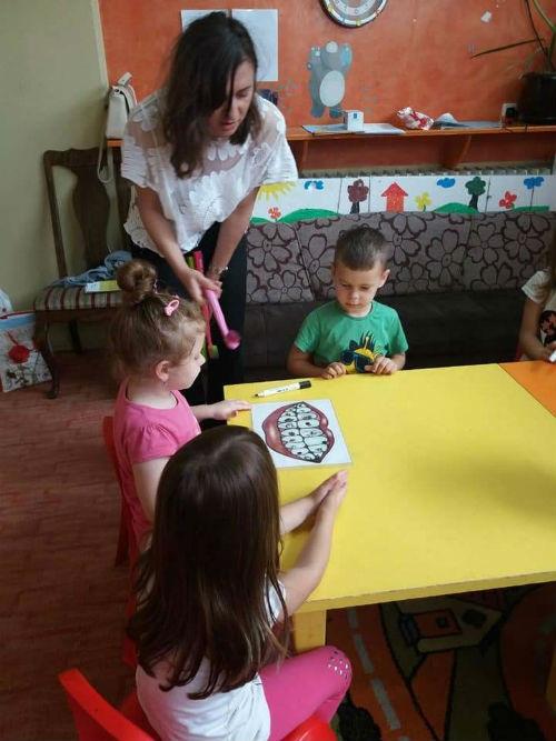 INZ obilježava 'Svjetski dan oralnog zdravlja' u vrtićima na području ZDK