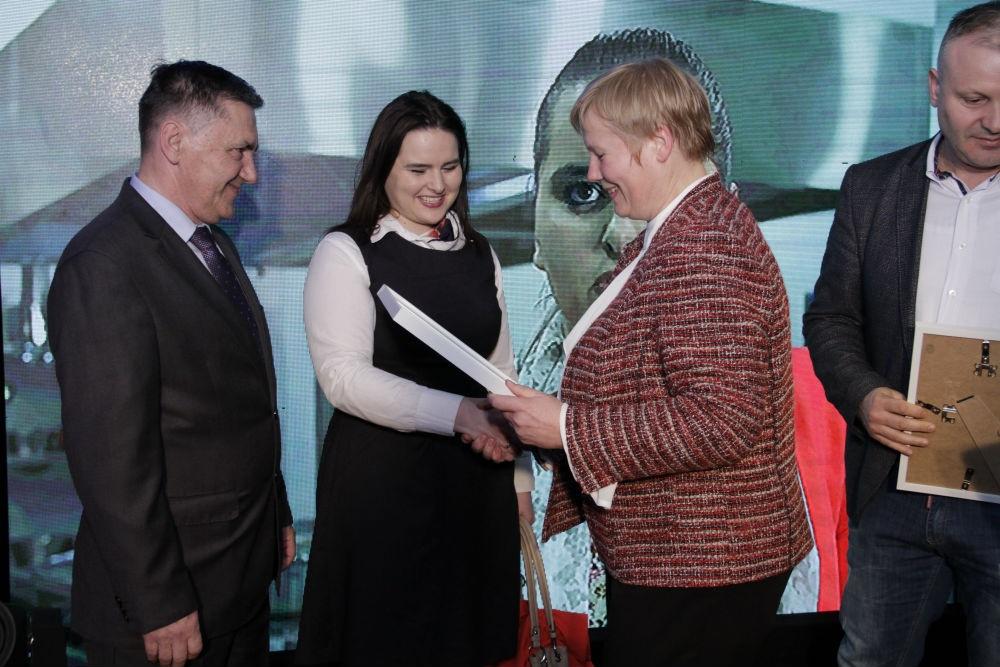 AHK bh. kompanijama dodijelio nagrade za stručno obrazovanje 2018/19