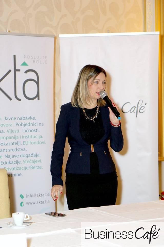 Održan četvrti Business café u Banjoj Luci: Žene smo, možemo sve
