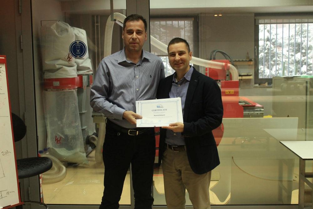 Završena obuka za CNC operatera/programera