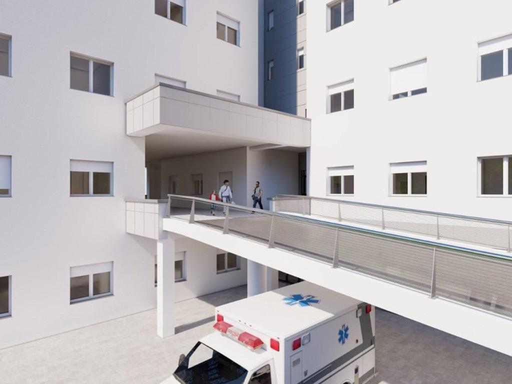 Uručen glavni projekat novog objekta bolnice u Doboju (Foto)