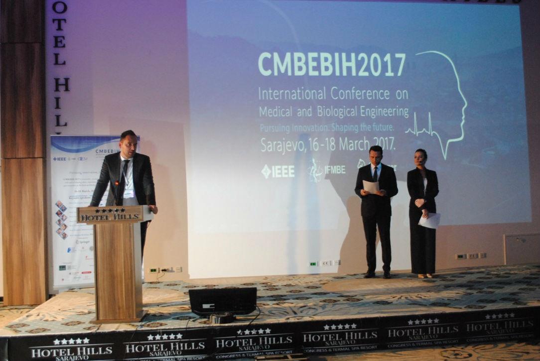 BiH ugostila naučnu elitu: Svečano otvorena konferencija CMBEBIH 2017