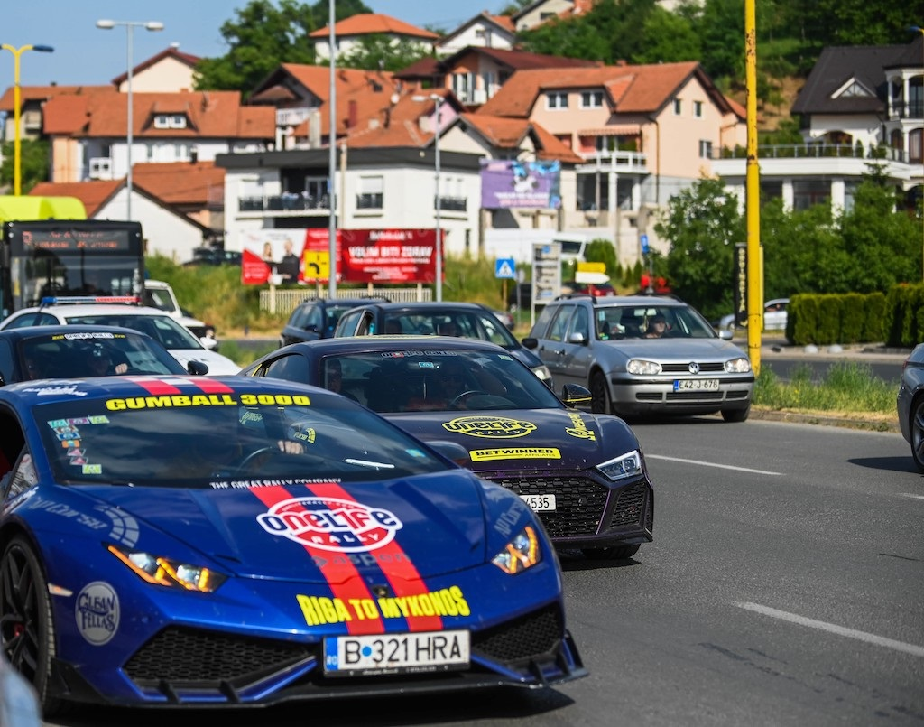 OneLife Rally by Hifa Petrol – prvi put održan u Bosni i Hercegovini