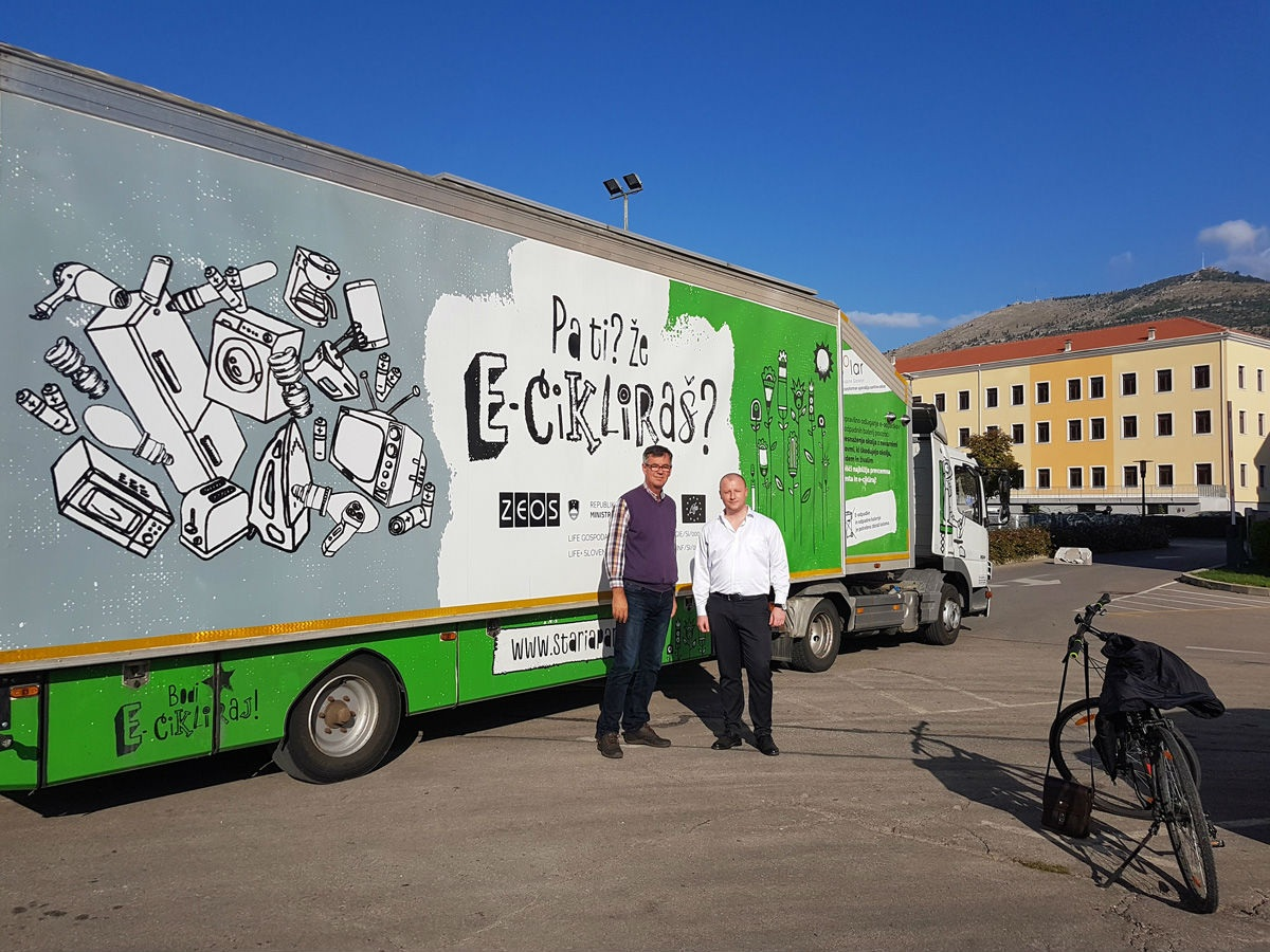 1.000 posjeta edukativnom super vozilu E-transformer!