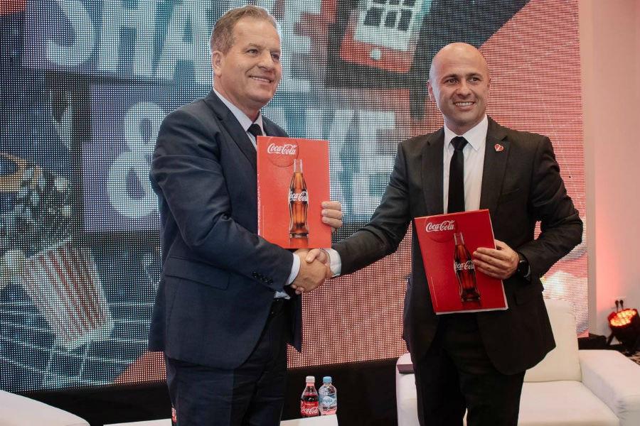 Coca-Cola HBC B-H Sarajevo s BH Telecomom - najbolji uz najbolje