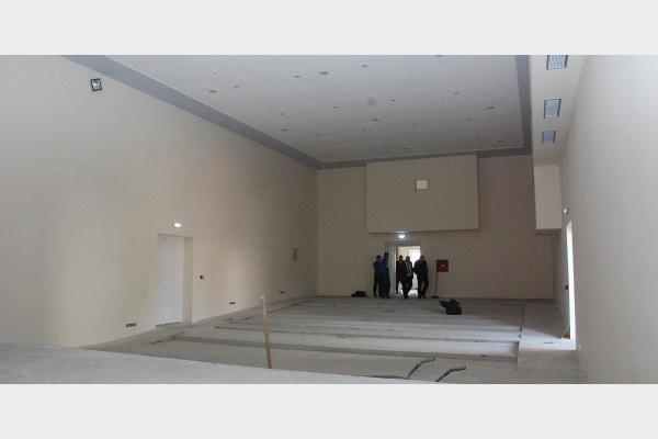 Rekonstrukcija kino sale u Kotor Varoši ulazi u završnu fazu