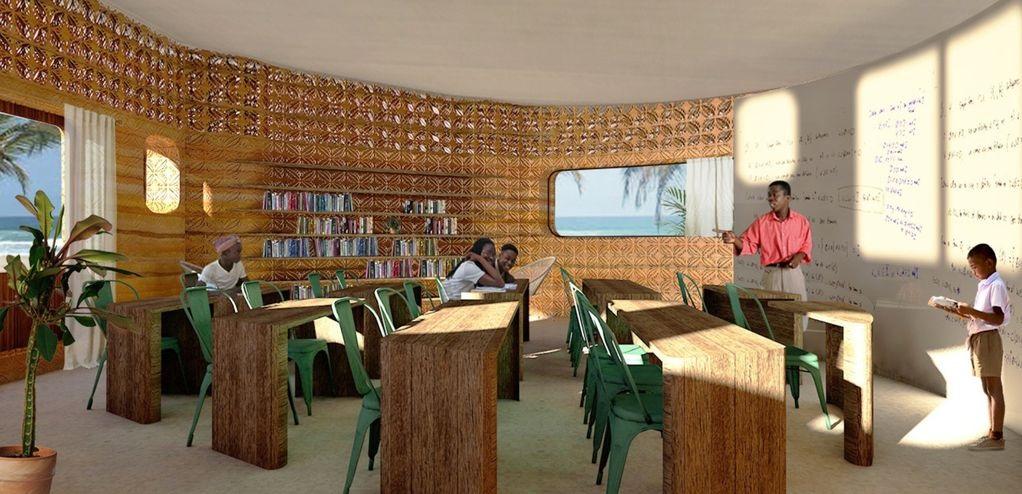 Prva 3D printana škola bit će izgrađena na Madagaskaru