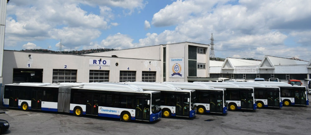 Centrotrans uvodi autobuse na LPG plin