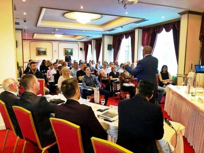 Kventum uspješno realizovao seminare za tri glavne oblasti svake organizacije