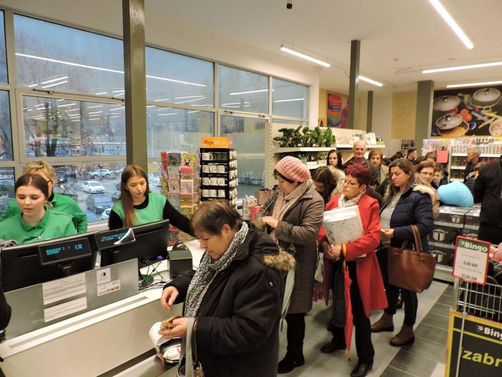 194. objekat: Bingo otvorio prvu poslovnicu u Jablanici