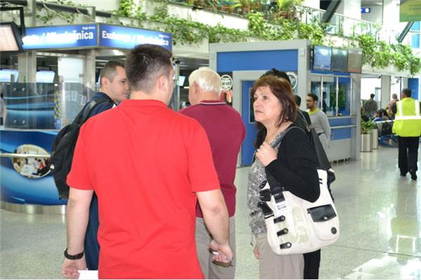 Iz Sarajeva ispraćena posljednja grupa navijača na SP