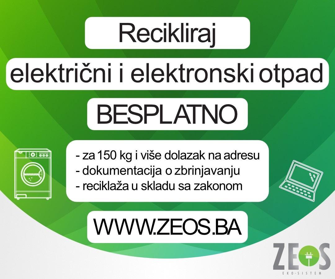 ZEOS eko-sistem objavio godišnji izvještaj za 2019. godinu