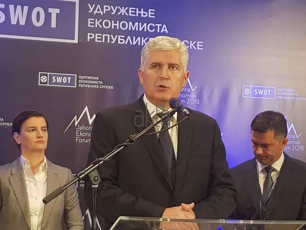 Jahorina ekonomski forum 2018.: Jačanjem regionalne saradnje zadržat ćemo mlade
