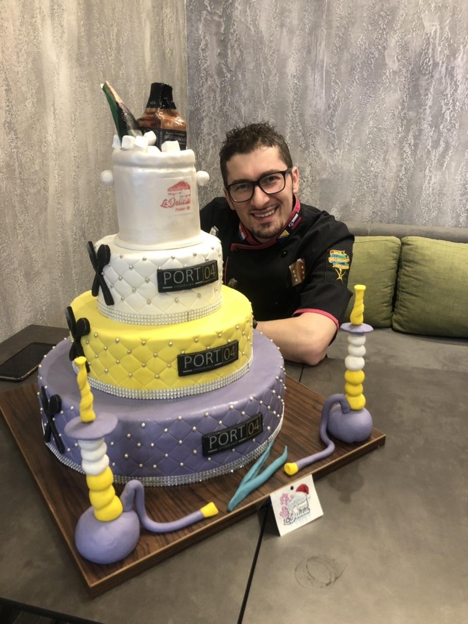 Damir Rožajac: Svjetski prvak u slastičarstvu na čelu sarajevske La Delicie