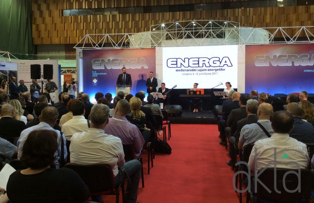 Jedinstven energetski događaj: U Sarajevu počeo sajam 'Energa'