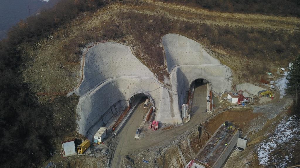 Tunel Zenica gradi 120 radnika 24 sata
