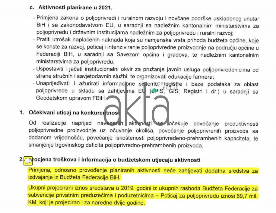 Adin Fakić: Bh. poljoprivreda je dotakla dno, nema vremena za čekanje
