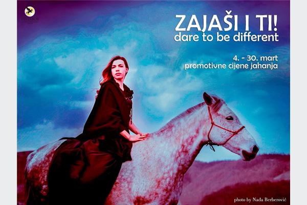 Pegasos kampanja 'Zajaši i ti'