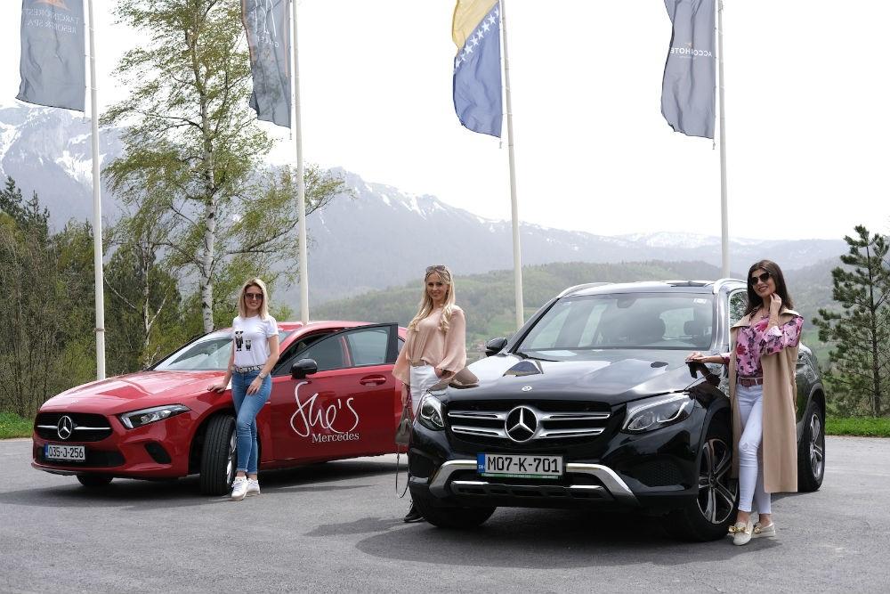 Posebno iskustvo vožnje u Mercedes-Benz vozilima uz relax i beauty trenutke