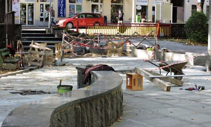 Uređenje gradskog parka u Jablanici ulazi u završnu fazu