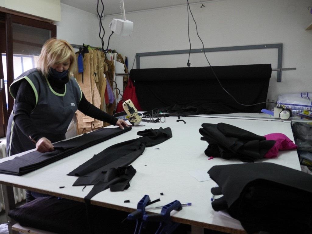 Priča krojačkog salona SAS Ilidža: 17 godina rada za velike kompanije