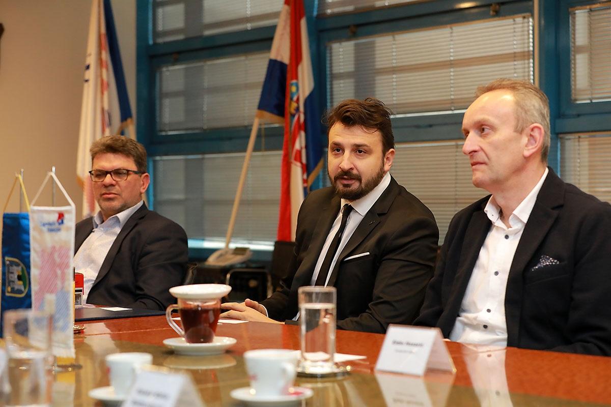 KJP Centar Skenderija i Zagrebački velesajam potpisali memorandum o saradnji