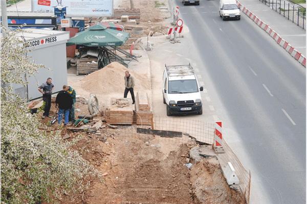 eKapija.ba u posjeti gradilištu: Stupska petlja radi se i gradi