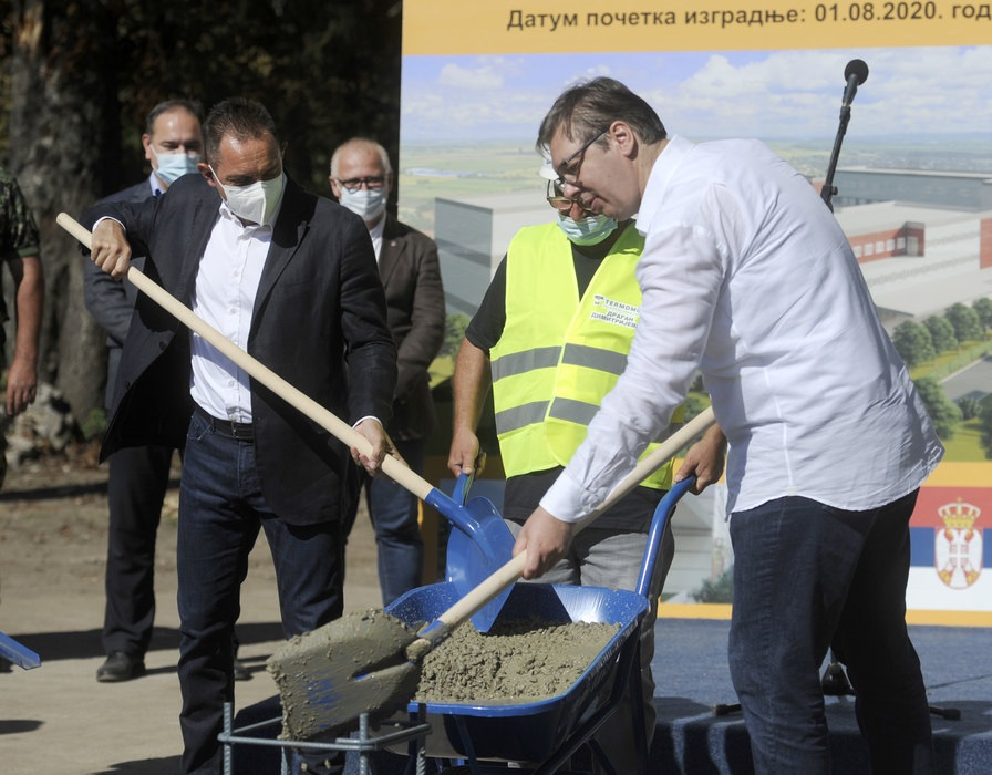 Baupartner gradi Covid bolnicu Batajnici