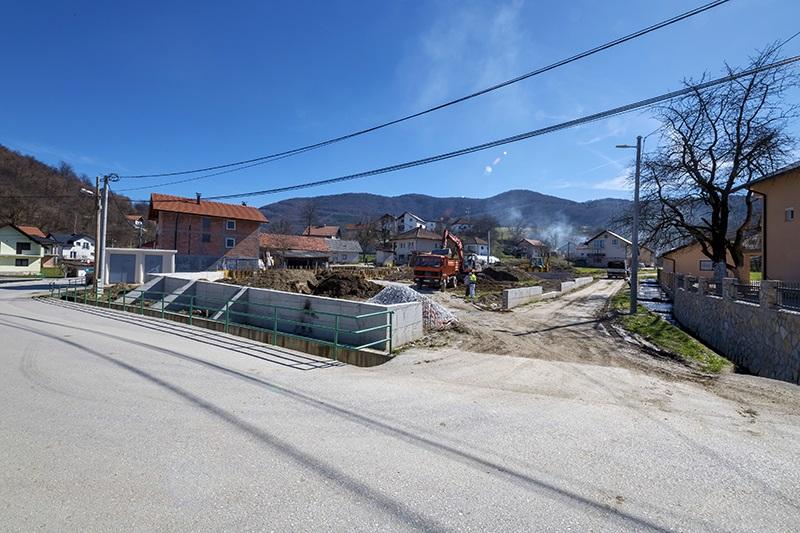 Mjesna zajednica Donji Hadžići dobija moderno sportsko igralište