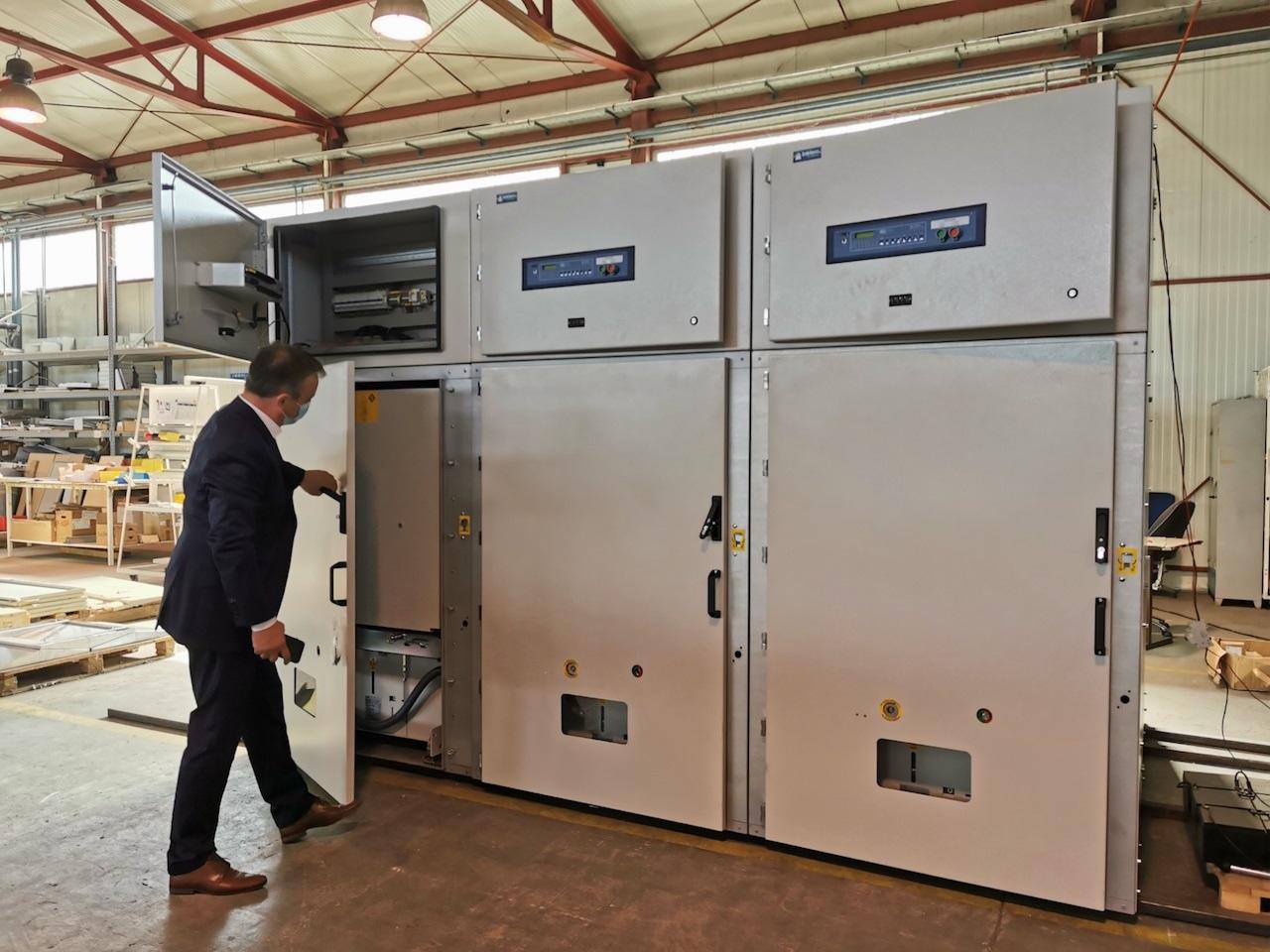 Povratak tehnološkom gigantu: Kaldera će proizvoditi za Siemens