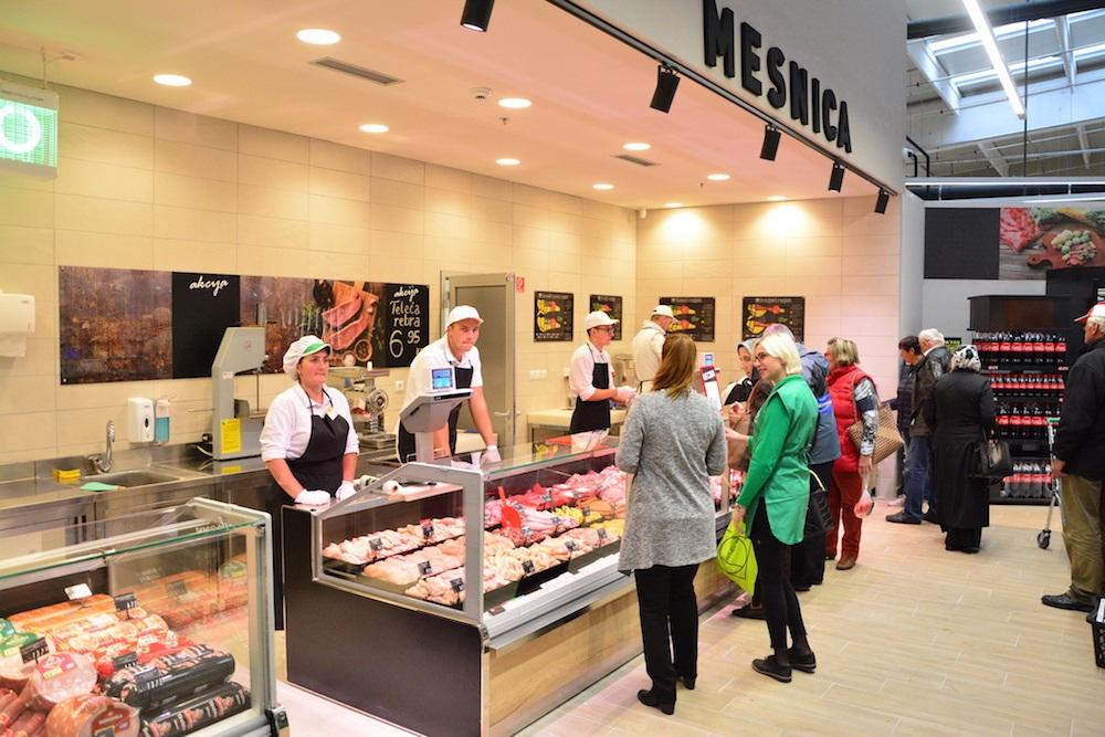 Bingo otvorio hipermarket u Gornjem Vakufu-Uskoplju