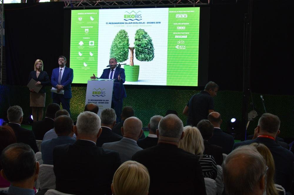 U gradu na Uni počeo 17. međunarodni sajam ekologije EKOBIS 2019