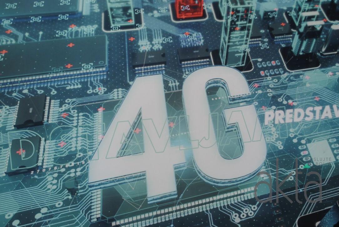 HT ERONET promovirao 4G mrežu i pustio testni signal