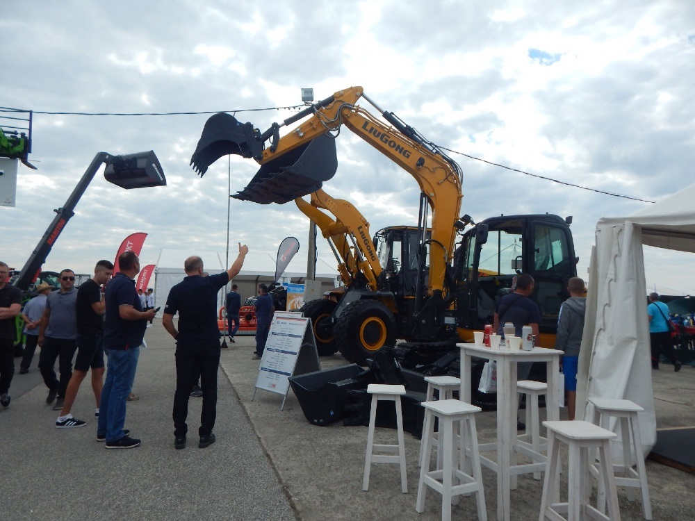 TEI MC d.o.o. se predstavio na 28. jesenskom bjelovarskom sajmu