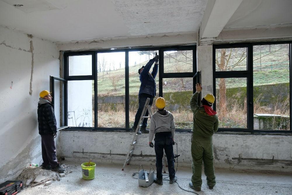 Rekonstrukcija vrtića 'Vjeverica' bit će završena do septembra