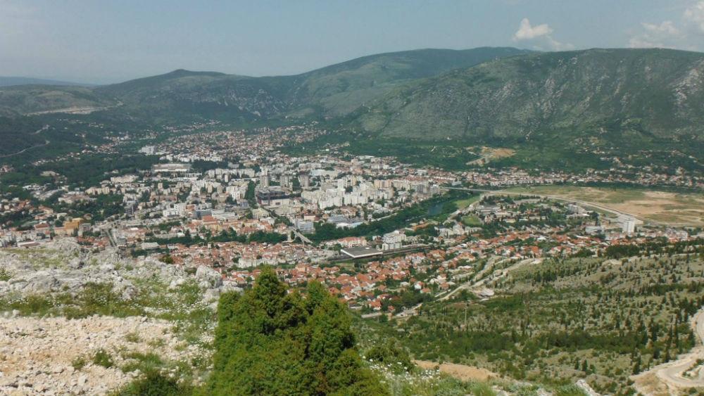 Mostar dobio najduži zip-line u BiH: Adrenalinska atrakcija spremna za turiste