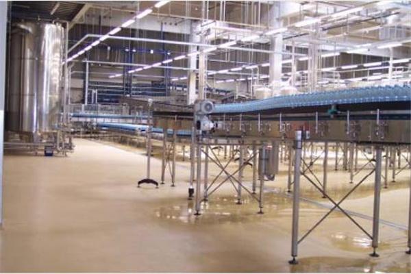 Ucrete® Industrijski pod: Najotporniji pod na svijetu