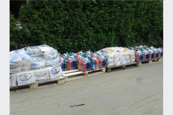 VB Leasing poslao humanitarnu pomoć poplavljenim područjima